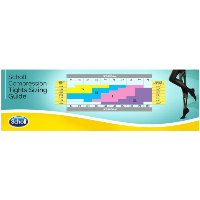 Scholl LIGHT LEGS ΚΑΛΣΟΝ 60 DEN BLACK MEDIUM  d75cf5a32a1